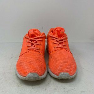 Nike Free Women's Neon Coral Sneakers Shoes- 8